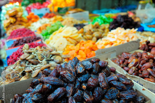 Fotografia Food in Camel Market;Tel Aviv