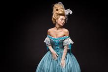 Attractive Victorian Woman In ...