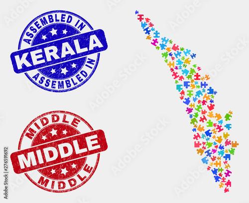 Element Kerala State map and blue embled seal, and Middle ... on bahia state map, jaipur state map, states of india, pondicherry map, gwalior state map, karnataka state map, maharashtra state map, andhra pradesh, rajasthan state map, telangana state map, himachal pradesh, hyderabad state map, california state map, andhra state map, uttaranchal state map, tamil nadu, minas gerais state map, mp state map, uttar pradesh, the western ghats map, bengal state map, jammu and kashmir, salem state map, ebonyi state map, borno state map, osun state map,