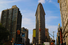 Flatiron Building View August ...