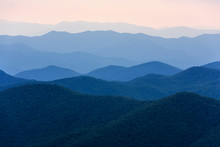 View Of Smoky Mountains From B...
