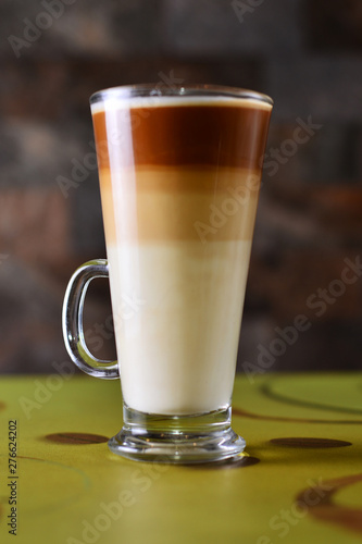 malteadas de chocolate y café