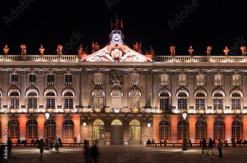 Obraz na plátne  Place Stanislas 01