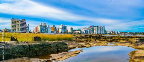 Malvin Beach, Montevideo, U...