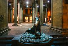 Il Porcellino - Bronze Fountai...