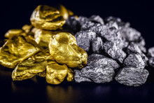 Stones Of Gold And Silver Gros...