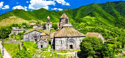 Obraz Haghpat Monastery, UNESCO world heritage in Armenia - fototapety do salonu