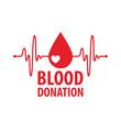 Blood donor logo