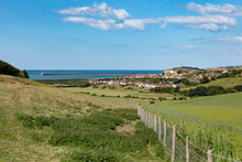 Seaford Looking Towards Newhaven