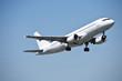 canvas print picture - avion vol transport voyage pilote decollage