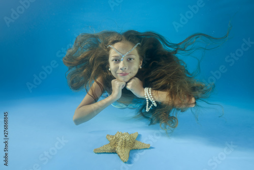 Fotografija  underwater girls pictures