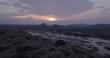 AERIAL: Hampi landscape in India