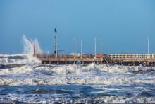 Forte Dei Marmi, Mareggiata In...