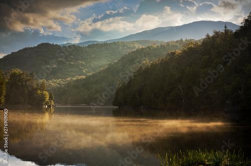 Photo adirondack lake 4
