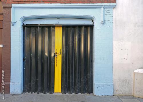 Photo Accordion Doors