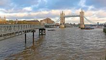 Tower Bridge Thames River