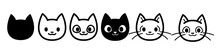 Cat Icons Collection. Kittens ...