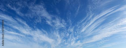 Fotografia  panorama of sky