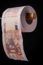 Destiny Of The Euro - Toilet P...