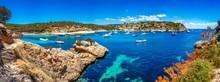 Drei Finger Bucht, Portals Vells, Cala Del Mago, Playa Del Mago, Mallorca