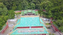Aerial View Of Grand Hall In P...