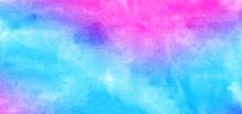 Colorful Aquarelle Paper Textu...