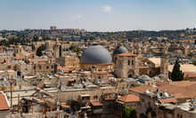 Church Of The Holy Sepulchre III