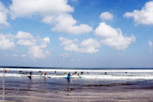 In de dag Inspirerende boodschap surfing seasons