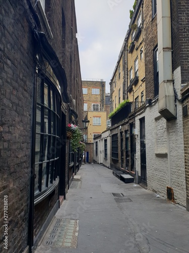 Acrylic Prints Narrow alley Diagon Alley