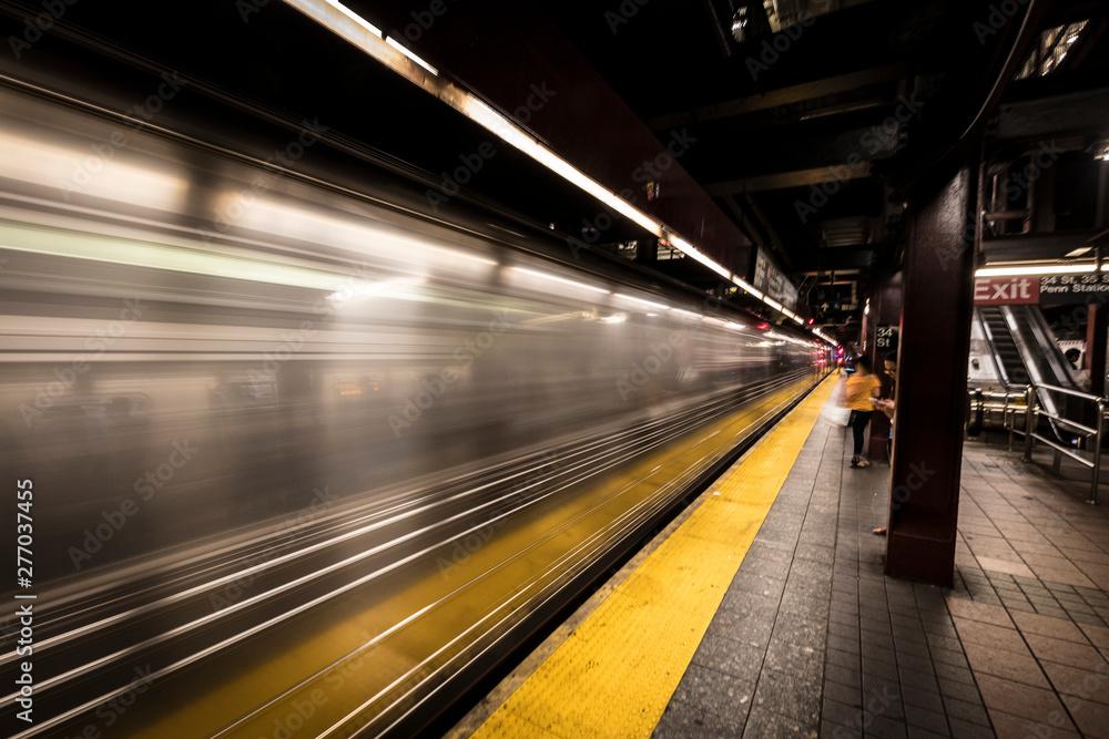 Fototapety, obrazy: New York, USA