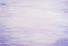 Purple Water Colors Background .