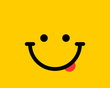 Emoji Smile Icon Vector Symbol...