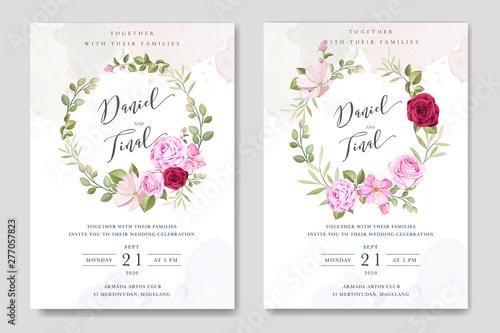 Szkło Hartowane Wedding Invite Invitation Rsvp Save The