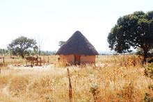 A Hut Of Shona People