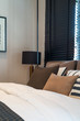 modern smart bedroom