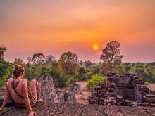 Ta Keo Temple, Angkor Wat, Cambodia