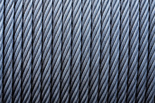 Coiled Industrial Cabling.Back...
