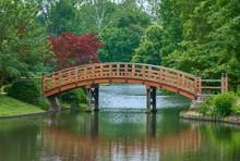 Bridge And Walkway Path