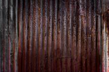 Old  Zinc Rust Textured For Ba...