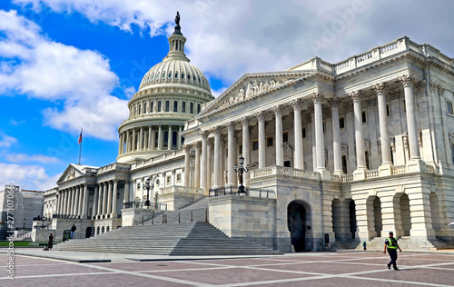 Photo U.S. Capitol Building in Washington DC