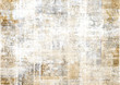 canvas print picture - Old vintage grunge newspaper paper texture background.