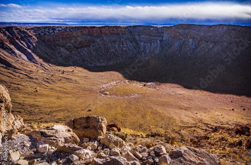 Fényképezés Meteor Crater