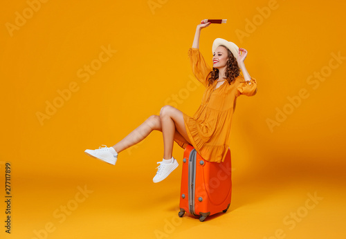 Foto  concept of travel
