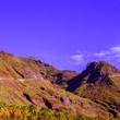 Leinwanddruck Bild -  Mountains. Canary island. Travel concept