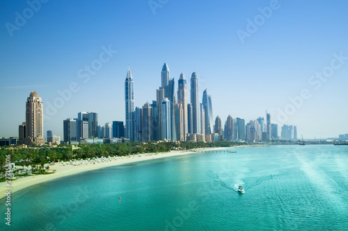 Dubai, UAE United Arabs Emirates Wallpaper Mural