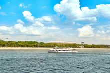 A Modern Riverboat Floats Agai...