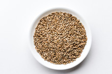 Rye Berries In A Bowl