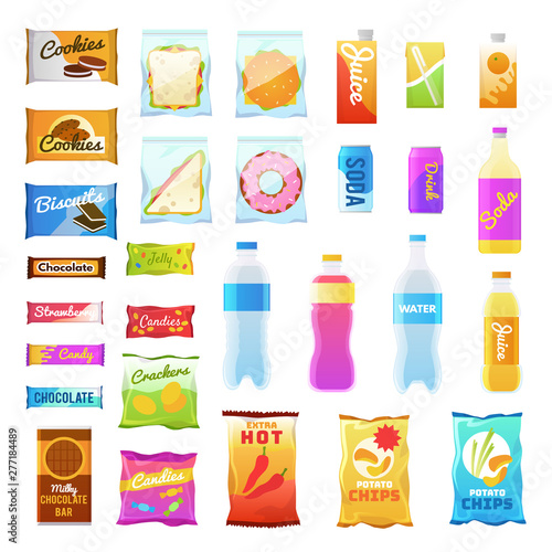 Fotografia Vending products