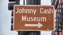 Johnny Cash Museum In Nashvill...
