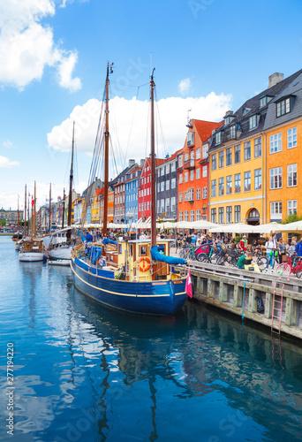 Fotomural Kopenhagen